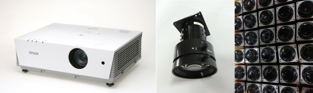 Epson EMP 6100 Projector Focus Len Spare Part