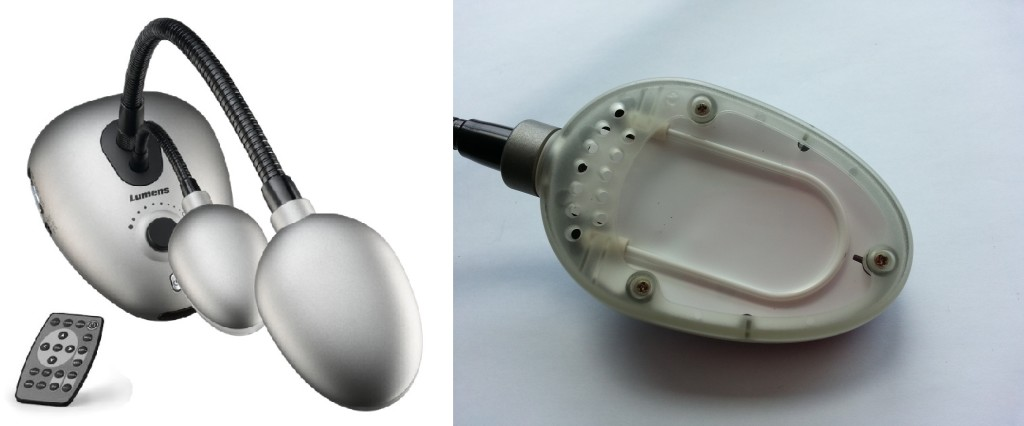 Lumens DC150 Visualiser Lamp Spare Part