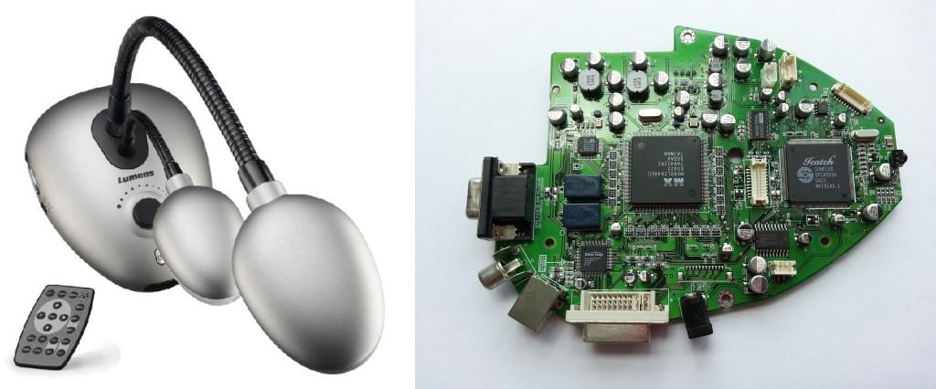 Lumens DC150 Visualiser Mainboard Spare Part