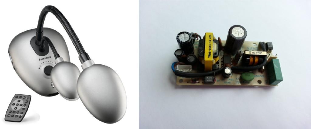 Lumens DC150 Visualiser Power Supply Spare Part