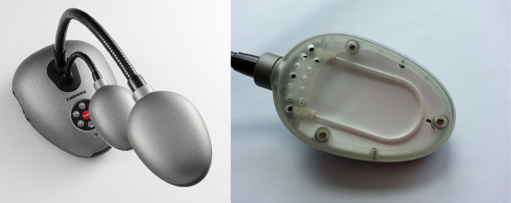 Lumens DC152 Visualiser Lamp Spare Part